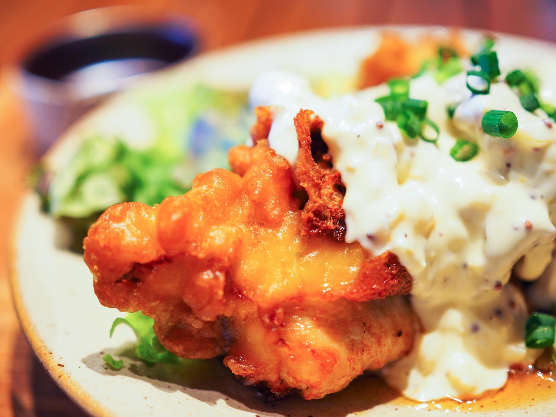 ばあちゃん本舗 チキン南蛮 鶏炭火焼 ハンバーグ 口コミ
